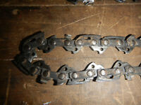 "18"" chainsaw  replacement chains (3X)"