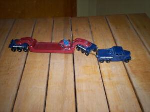 matchbox Sgammel 6x6 tractor lesney crane 200tons