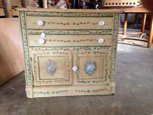Canadianna Small Painted Cabinet London Ontario image 1