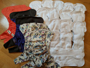 EUC Cloth Diaper Lot- Grovia, Barely Used