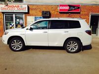 2009 Toyota Highlander Hybrid, Limited Edition