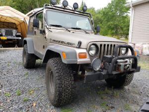 1999 Jeep TJ Wrangler