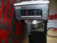 Bunn Commercial coffee maker $150