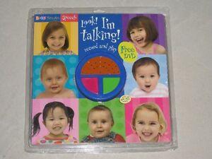 Baby Sense Book - Look I'm Talking - $20.00 obo