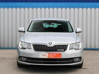 Skoda Superb 1.6 Elegance Greenline Iii Tdi Cr 2014 (14) • from £53.58 pw
