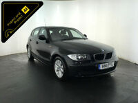 2011 BMW 118D ES 5 DOOR HATCHBACK 1 OWNER SERVICE HISTORY FINANCE PX WELCOME
