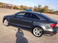 "Audi A3/A4 s-line diamond cut 18"" alloys SWAP"