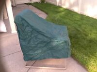 Lawn chair covers