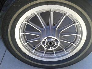 1200 Sportster Custom Harley Davidson Wheels Shocks Calipers