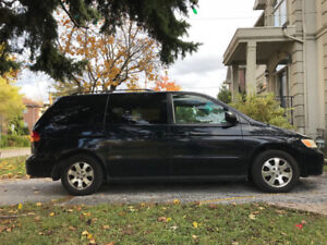 2003 Honda Odyssey *As Is* - Winter Tires Included