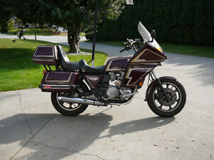 Kawasaki KZ 1300 Touring Bike