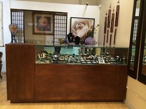 Jewelry counter for sale
