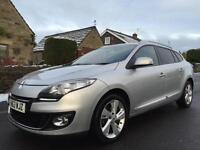 2013 63 RENAULT MEGANE 1.5 DCI ECO DYNAMIQUE 5DR STOP/START TOM/TOM