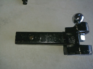 Equalizer hitch