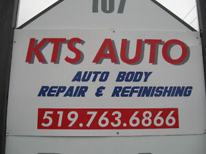 KTS AUTO YOUR ONE STOP SHOP FINANCING ON ALL REPAIRS OVER $1000.