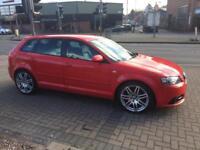 Audi A3 2.0TDI ( 170PS ) Sportback S Line