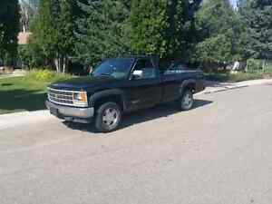 *NEED GONE* 1991 Chevy 1500 4x4