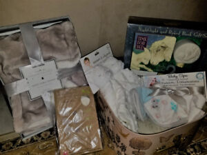 HUGE all new born Baby Bundle - Brand new, MSRPL $89.99