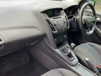 2015 Ford Focus 1.5 TDCi 120 Zetec S 5dr Hatchback Diesel Manual
