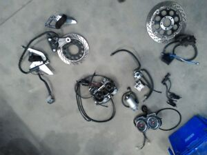 05 Suzuki GS500 parts