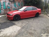 BMW 320Cd M Sport 2dr COUPE MAY PX OR SWAP