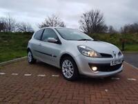 2007 Renault Clio 1.4 Dynamique – New Shape – Long MOT – Finance/Warranty