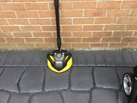 KARCHER DRIVE AND PATIO CLEANER