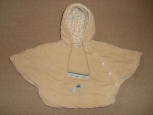 Baby's Poncho - Yves Saint Laurent  brand