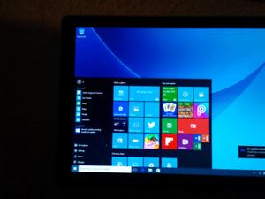 2 Samsung Tab Pro S 128GB Tablets WINDOWS 10PRO $780//Trade