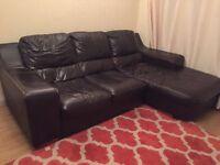 3+2 leather sofa set
