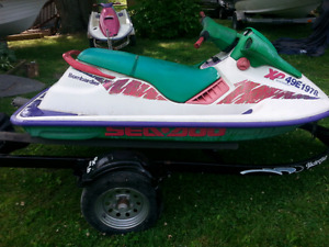 94 Seadoo XP 657x for parts