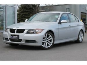 2008 BMW 328i 6-SPEED | HEATED LEATHER | SUNROOF