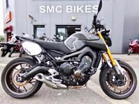 2015 Yamaha MT-09 - NATIONWIDE DELIVERY AVAILABLE