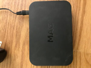 IPTV - like new - MAG 322 - excellent condition