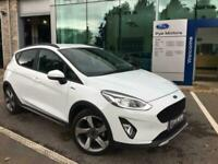 2020 Ford Fiesta 1.0 EcoBoost 125 Active Edition 5dr 5 Door Petrol Manual