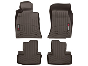 Cadillac ATS Weathertech Floor Mats Front and Back