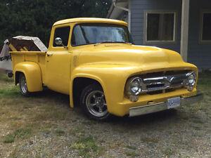 Completely custom '56 Mercury