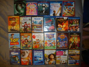 DISNEY MOVIES AND MORE