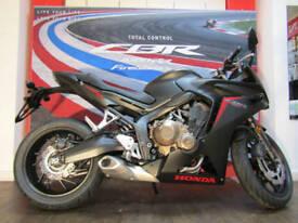Honda CBR650 0% PCP FINANCE