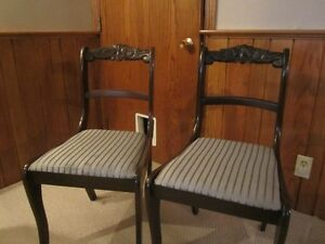 2 Antique Chairs for Sale Kitchener / Waterloo Kitchener Area image 1