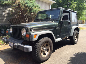 1998 Jeep TJ  - $2,000 AS-IS