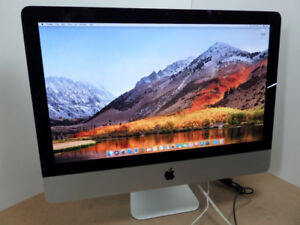 "Apple iMac 21.5""_Core 2Duo A1311_3.06GHz_8GB_320GB_Camera_DVD_BT"