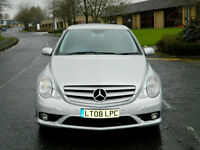 2008 08 Mercedes-Benz R Class 3.0 R320 CDI Sport 7G-Tronic 7 SEATS WITH 60K MILE