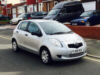 Toyota Yaris 1.0, Long MOT, Super Low Mileage, Cheap 4 Insurance, Excellent 5 Door Hatchback