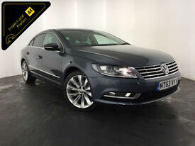 2013 63 VOLKSWAGEN CC GT BLUEMOTION TECH 1 OWNER SERVICE HISTORY FINANCE PX