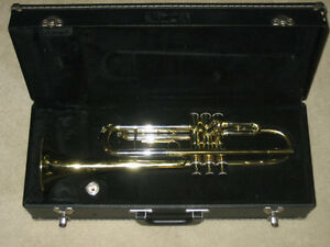 Bb Besson TRUMPET model 609 made in USA by Kanstul