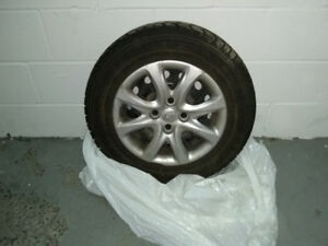 GoodYear Nordic Winter Tires / Pneus d'hiver