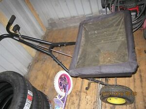 Salt spreader or fertilizer seeder Cambridge Kitchener Area image 2