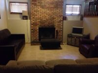 Large suite for rent