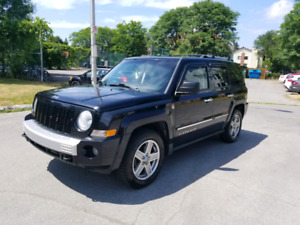 """2007 Jeep Patriot Limited Edition """" Trail Rated """""""